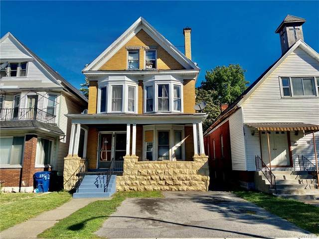 128 Northland Avenue, Buffalo, NY 14208 (MLS #B1295620) :: Lore Real Estate Services
