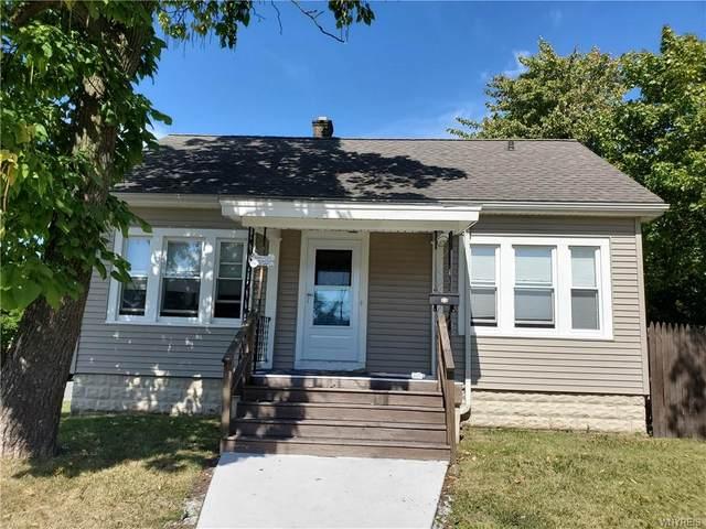 30 Sanders Road, Buffalo, NY 14216 (MLS #B1295629) :: Lore Real Estate Services