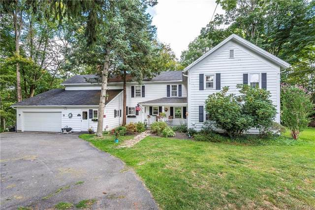 8741 Back Creek Road, Boston, NY 14025 (MLS #B1295667) :: BridgeView Real Estate Services