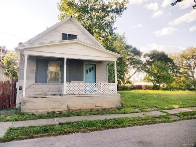 120 Detroit Street, Buffalo, NY 14206 (MLS #B1295668) :: Lore Real Estate Services