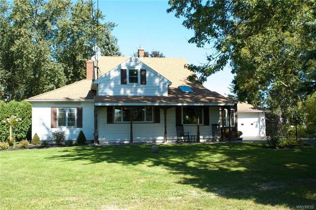 5291 Clinton Street, Elma, NY 14059 (MLS #B1295698) :: Lore Real Estate Services