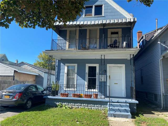 434 Plymouth Avenue, Buffalo, NY 14213 (MLS #B1295699) :: BridgeView Real Estate Services