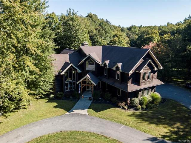 7283 Hayes Hollow Road, Colden, NY 14170 (MLS #B1295736) :: TLC Real Estate LLC