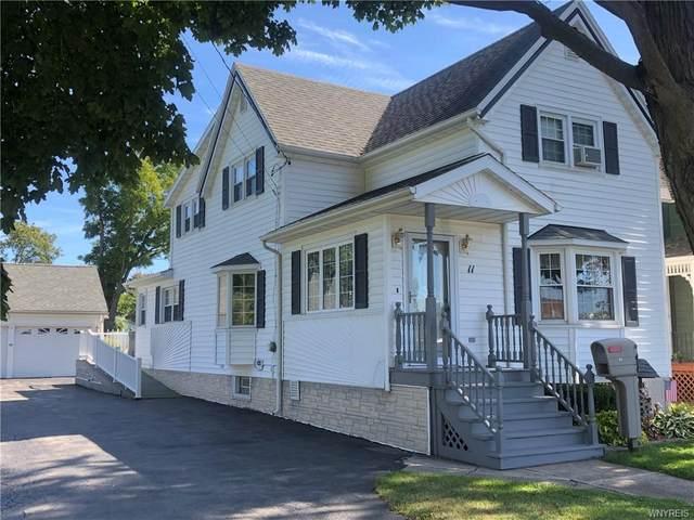 11 Favor Street, Attica, NY 14011 (MLS #B1295769) :: Lore Real Estate Services