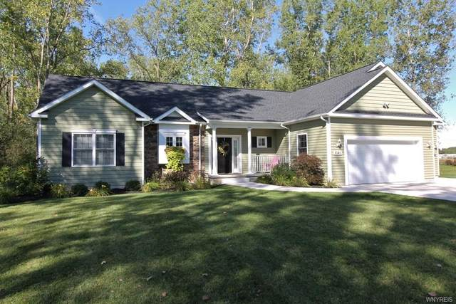 1540 Campbell Boulevard, Amherst, NY 14228 (MLS #B1295784) :: Robert PiazzaPalotto Sold Team