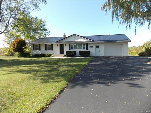 1711 Youngstown Wilson Road, Porter, NY 14174 (MLS #B1295833) :: Robert PiazzaPalotto Sold Team