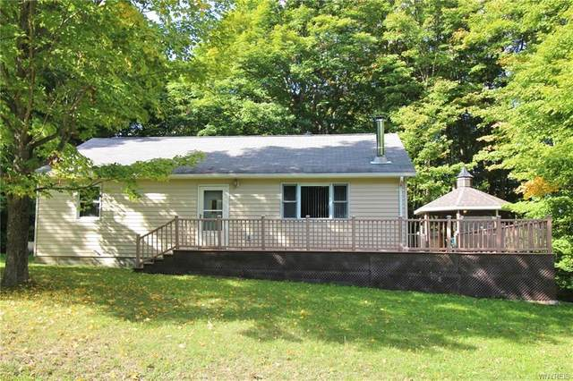 3120 Pierce Hill Road, Franklinville, NY 14737 (MLS #B1295835) :: Lore Real Estate Services