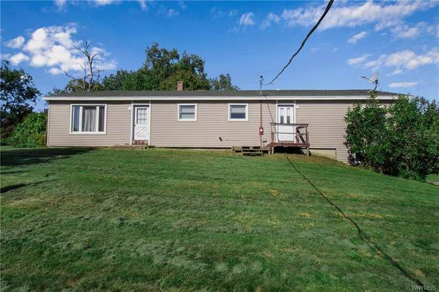 5749 Maxwell Road, Wethersfield, NY 14024 (MLS #B1295847) :: Lore Real Estate Services