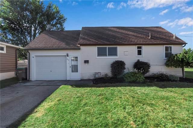 243 Lydia Lane, Cheektowaga, NY 14225 (MLS #B1295852) :: Lore Real Estate Services