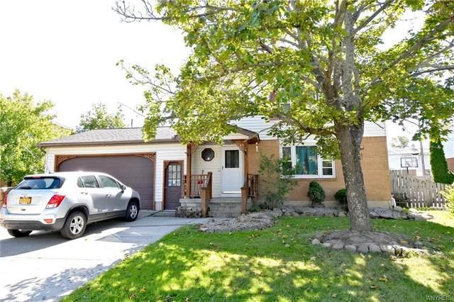76 Jeffrey Drive, Cheektowaga, NY 14043 (MLS #B1295963) :: Lore Real Estate Services
