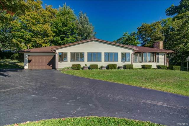 3955 Four Rod Road, Marilla, NY 14052 (MLS #B1295977) :: Lore Real Estate Services