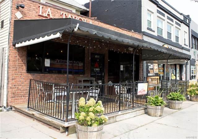 1456 Hertel Avenue, Buffalo, NY 14216 (MLS #B1296004) :: Lore Real Estate Services