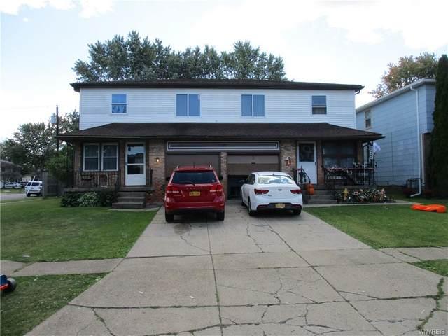 73 Lemans Drive, Cheektowaga, NY 14043 (MLS #B1296006) :: Lore Real Estate Services