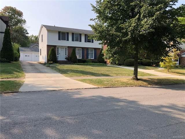 210 Smallwood Drive, Amherst, NY 14226 (MLS #B1296013) :: Robert PiazzaPalotto Sold Team