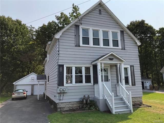 271 Bennett Road, Cheektowaga, NY 14227 (MLS #B1296049) :: Lore Real Estate Services