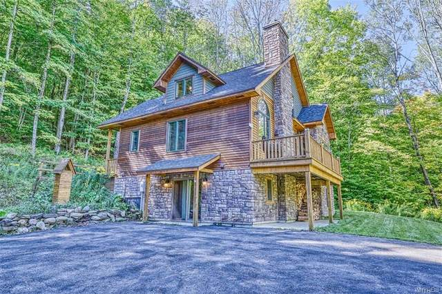7409 Watson Road, Ellicottville, NY 14731 (MLS #B1296067) :: Lore Real Estate Services