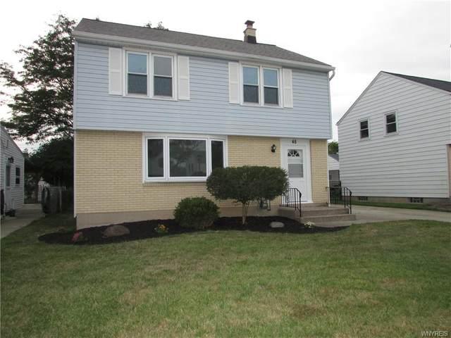 48 Rosemary Avenue, Buffalo, NY 14216 (MLS #B1296068) :: Lore Real Estate Services