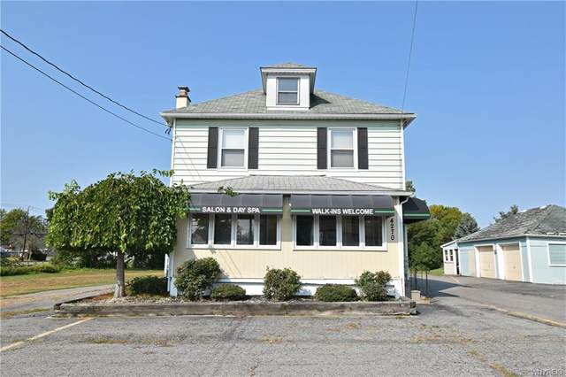 4270 Abbott Road, Orchard Park, NY 14127 (MLS #B1296070) :: Lore Real Estate Services