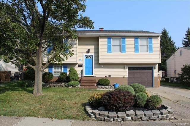 91 Penwood Drive, Cheektowaga, NY 14227 (MLS #B1296083) :: Lore Real Estate Services