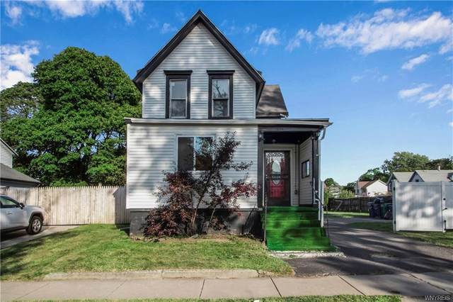 1239 Michigan Avenue, Buffalo, NY 14209 (MLS #B1296141) :: Robert PiazzaPalotto Sold Team