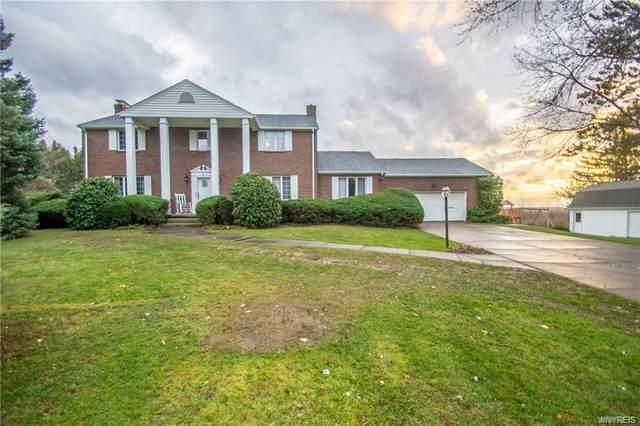 11965 Liberia Road, Marilla, NY 14052 (MLS #B1296178) :: Lore Real Estate Services