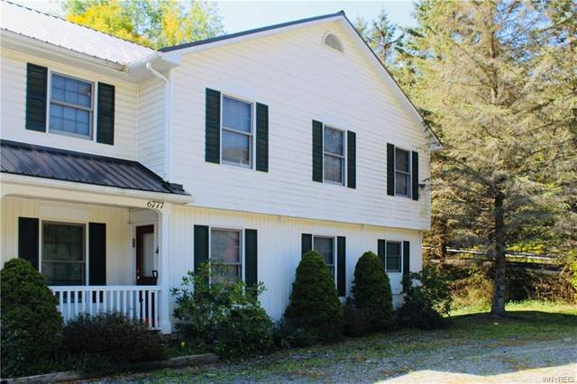 6777 Nys Route 242 W, Ellicottville, NY 14731 (MLS #B1296221) :: Lore Real Estate Services