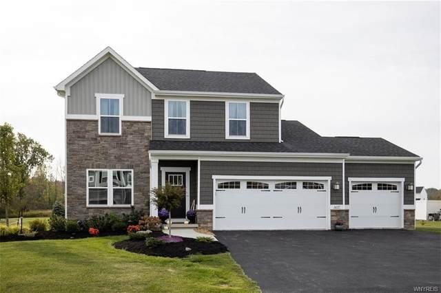6635 Willow Ridge Drive, Hamburg, NY 14075 (MLS #B1296284) :: BridgeView Real Estate Services