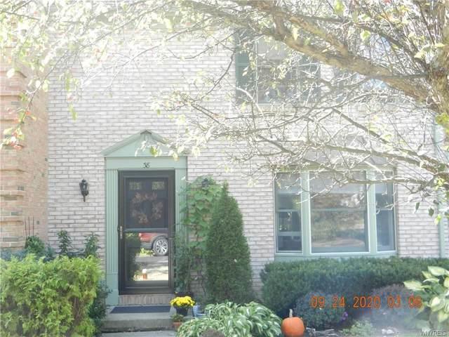38 Kenton Place, Hamburg, NY 14075 (MLS #B1296325) :: BridgeView Real Estate Services
