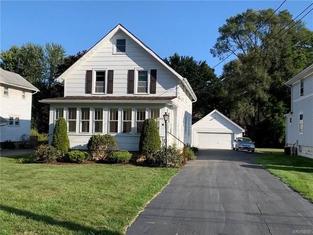 60 Brendel Avenue, Hamburg, NY 14075 (MLS #B1296365) :: BridgeView Real Estate Services