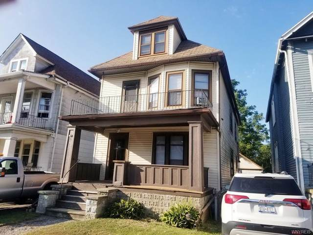 69 Custer Street, Buffalo, NY 14214 (MLS #B1296373) :: MyTown Realty