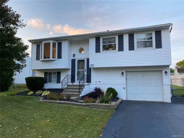 173 Oakhill Drive, Hamburg, NY 14075 (MLS #B1296422) :: BridgeView Real Estate Services