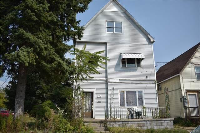 574 Howard Street, Buffalo, NY 14206 (MLS #B1296559) :: Lore Real Estate Services
