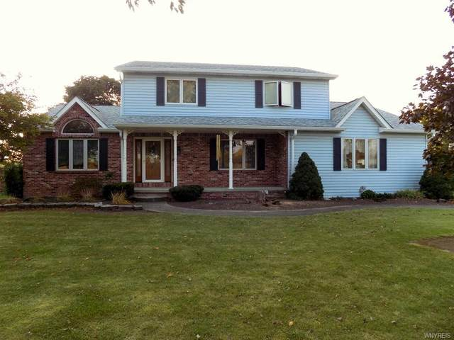 6800 Strickler Road, Clarence, NY 14032 (MLS #B1296563) :: Lore Real Estate Services