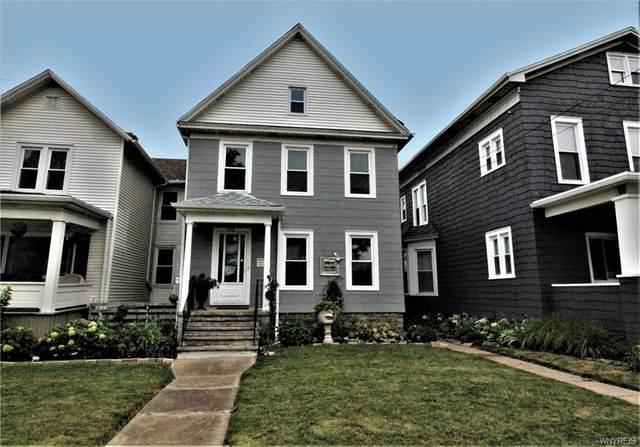 572 3rd Street, Niagara Falls, NY 14301 (MLS #B1296729) :: BridgeView Real Estate Services