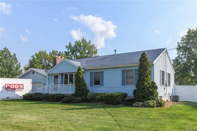 1534 Swann Road, Lewiston, NY 14092 (MLS #B1296743) :: Lore Real Estate Services