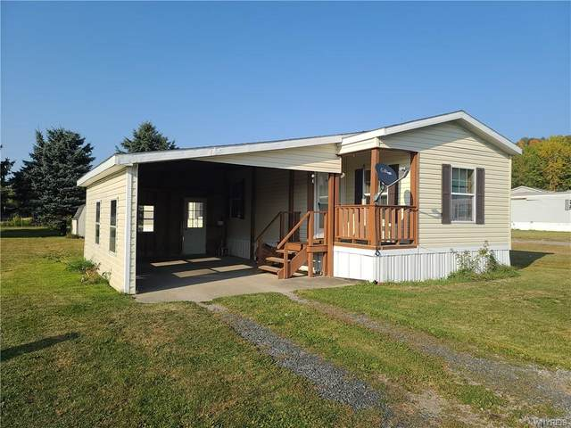 8162 Route 16 Lot #17, Franklinville, NY 14737 (MLS #B1296994) :: BridgeView Real Estate Services