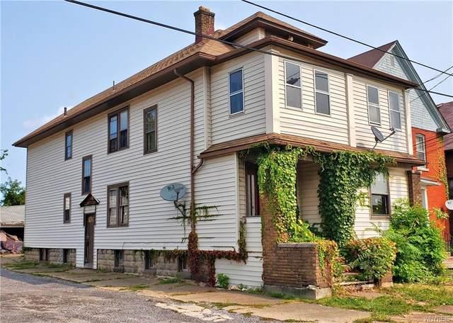 820 Chilton Avenue, Niagara Falls, NY 14301 (MLS #B1297210) :: BridgeView Real Estate Services