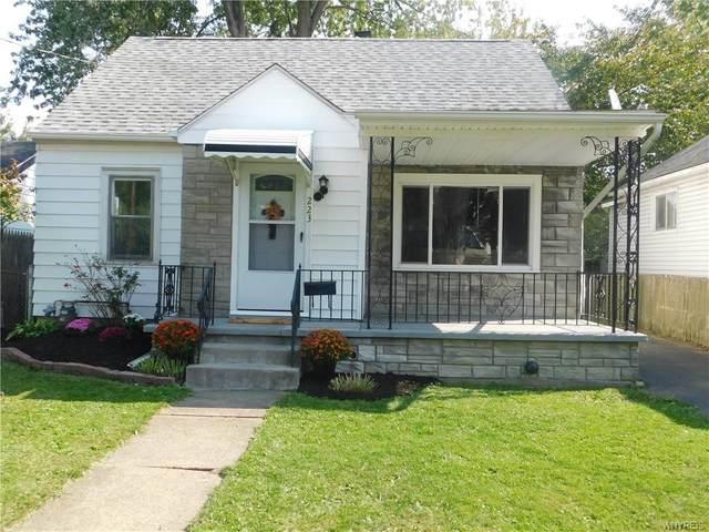 223 69th Street, Niagara Falls, NY 14304 (MLS #B1297217) :: BridgeView Real Estate Services