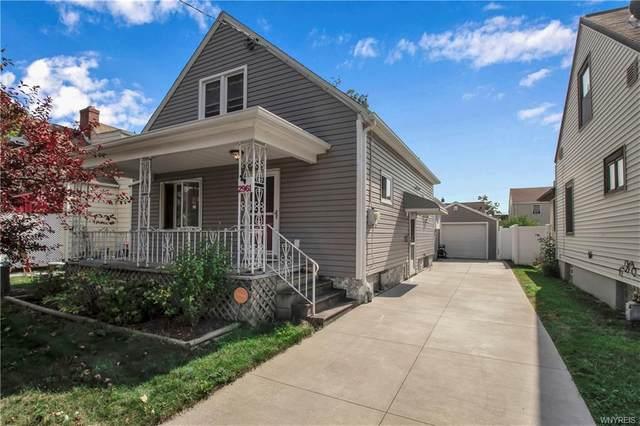 2961 Niagara Avenue, Niagara Falls, NY 14305 (MLS #B1297289) :: BridgeView Real Estate Services