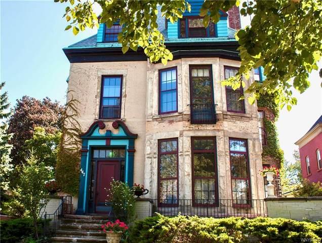 447 Linwood Avenue, Buffalo, NY 14209 (MLS #B1297417) :: 716 Realty Group