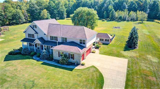 3799 Hampton Brook Drive, Hamburg, NY 14075 (MLS #B1297427) :: BridgeView Real Estate Services