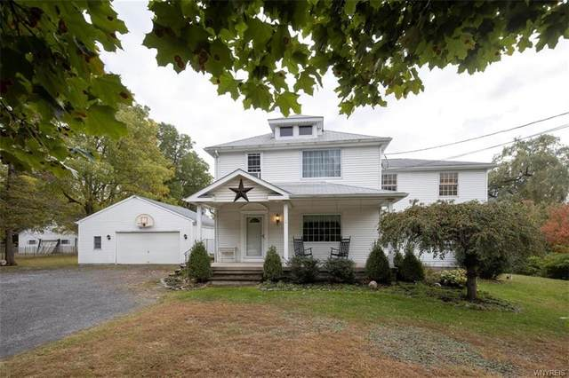 5815 Genesee Street, Lancaster, NY 14086 (MLS #B1297601) :: MyTown Realty