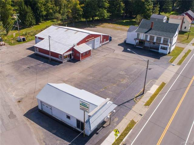 11450 Route 98, Freedom, NY 14065 (MLS #B1297635) :: Robert PiazzaPalotto Sold Team