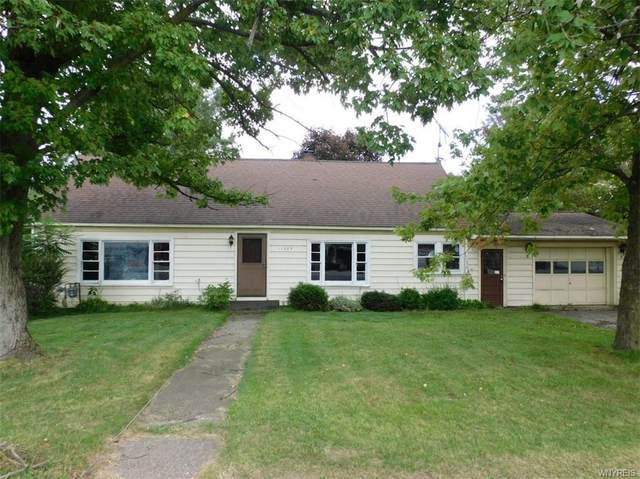 11309 Ridge Road, Ridgeway, NY 14103 (MLS #B1297684) :: BridgeView Real Estate Services