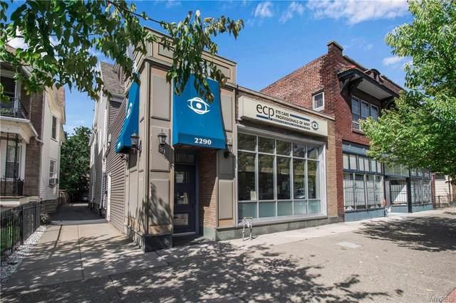 2290 Main Street, Buffalo, NY 14214 (MLS #B1297699) :: MyTown Realty