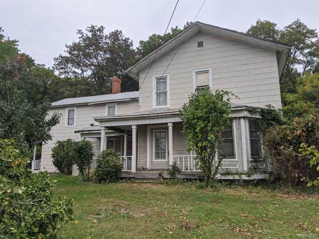 2126 Oak Orchard Road, Carlton, NY 14411 (MLS #B1297830) :: MyTown Realty