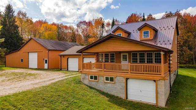 8321 County Line (Washburn) Road, Centerville, NY 14029 (MLS #B1297903) :: BridgeView Real Estate Services