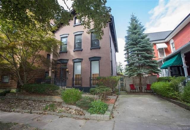 48 N Pearl Street, Buffalo, NY 14202 (MLS #B1298179) :: MyTown Realty