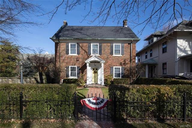 85 Cleveland Avenue, Buffalo, NY 14222 (MLS #B1298363) :: BridgeView Real Estate Services