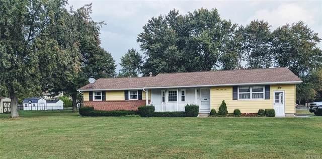 862 W Alaura Drive, Alden, NY 14004 (MLS #B1298755) :: BridgeView Real Estate Services